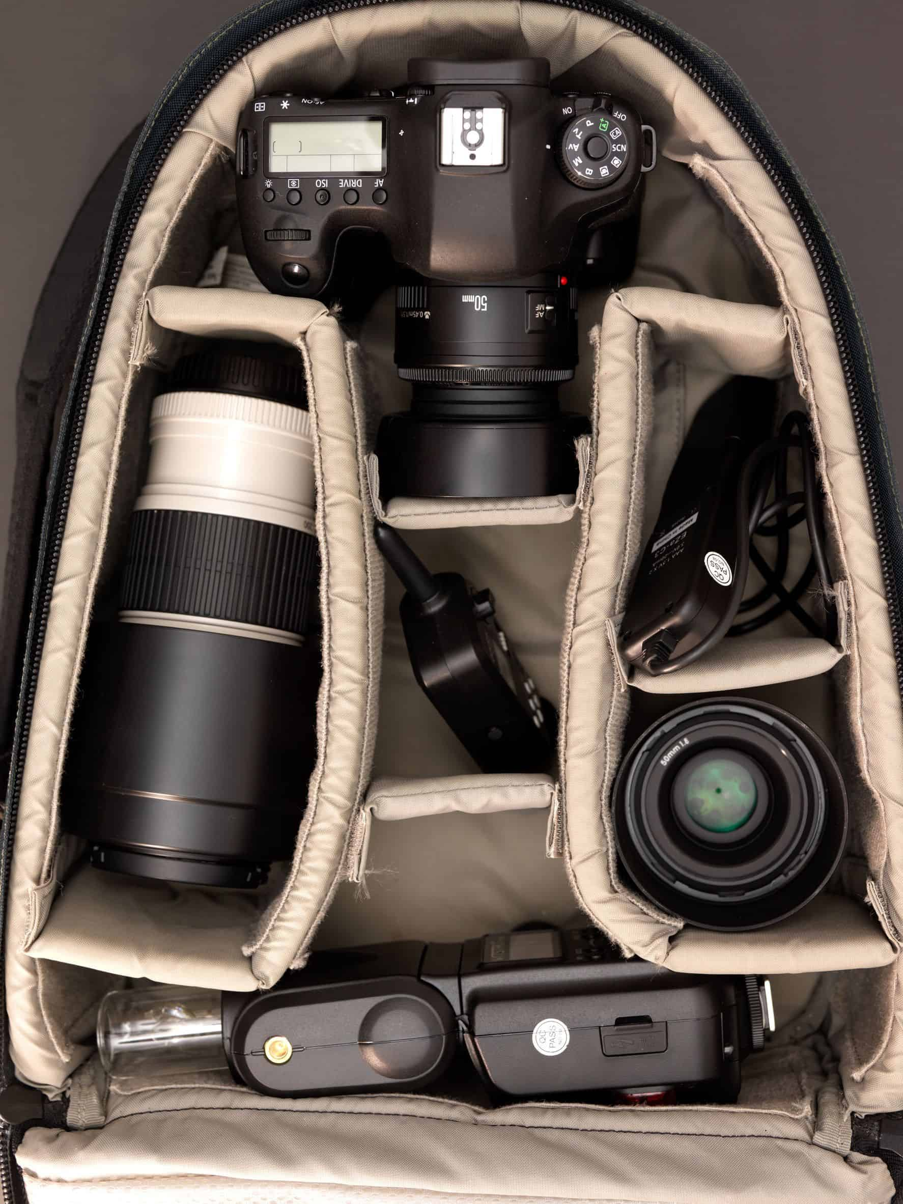 Are Camera Bags Allowed as Hand Luggage (Carry-on)?