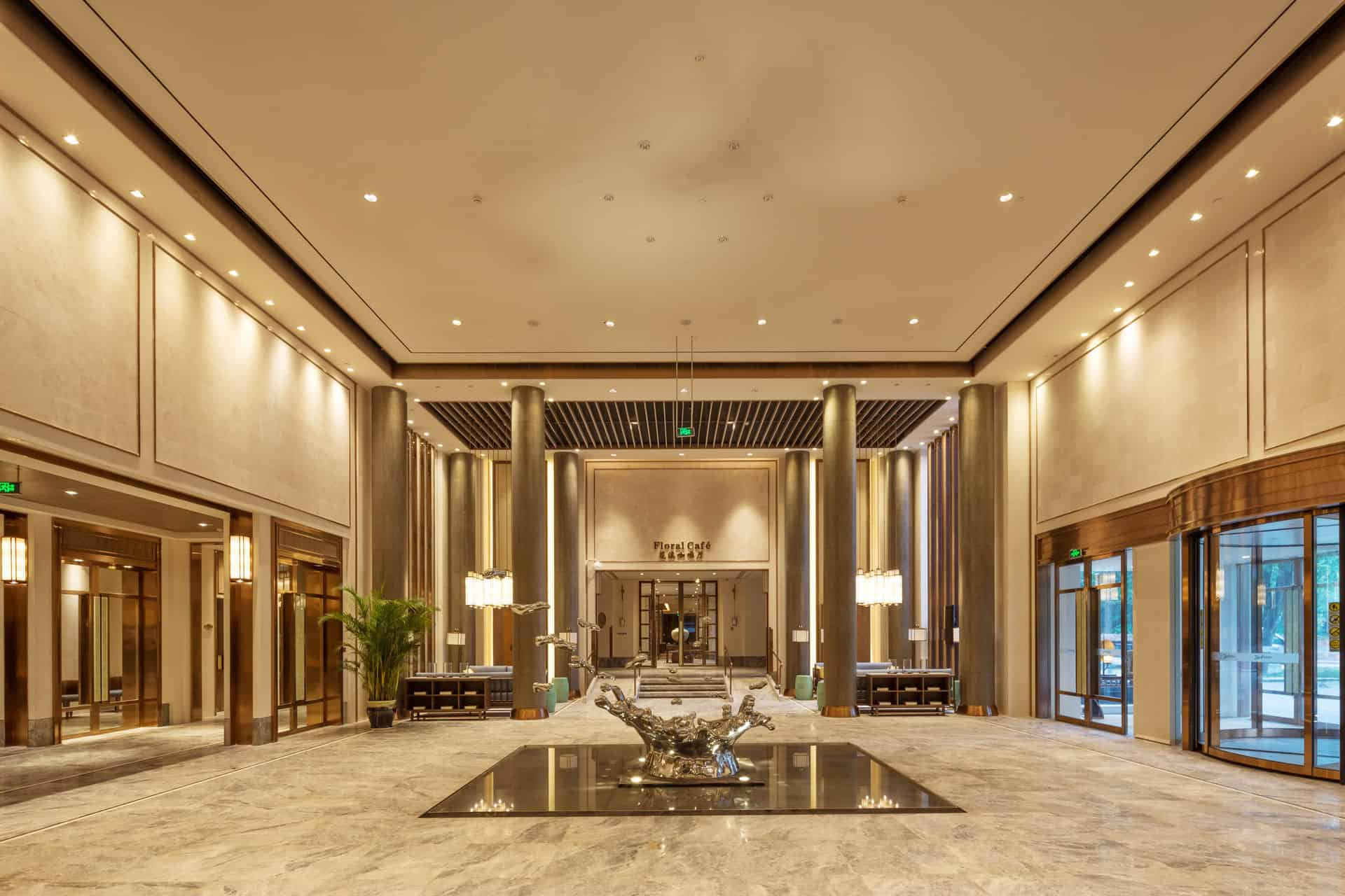 Can You Do a Photoshoot in a Hotel Lobby?