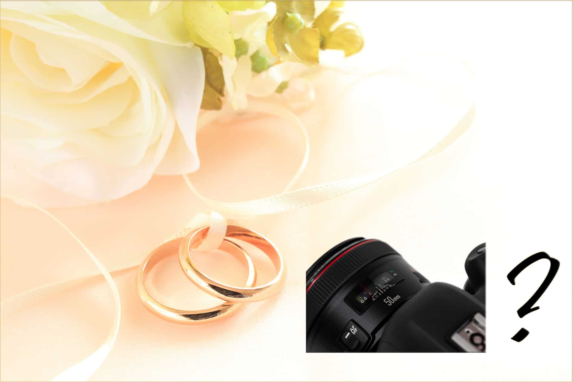 Can You Shoot a Wedding With a 50mm Lens?