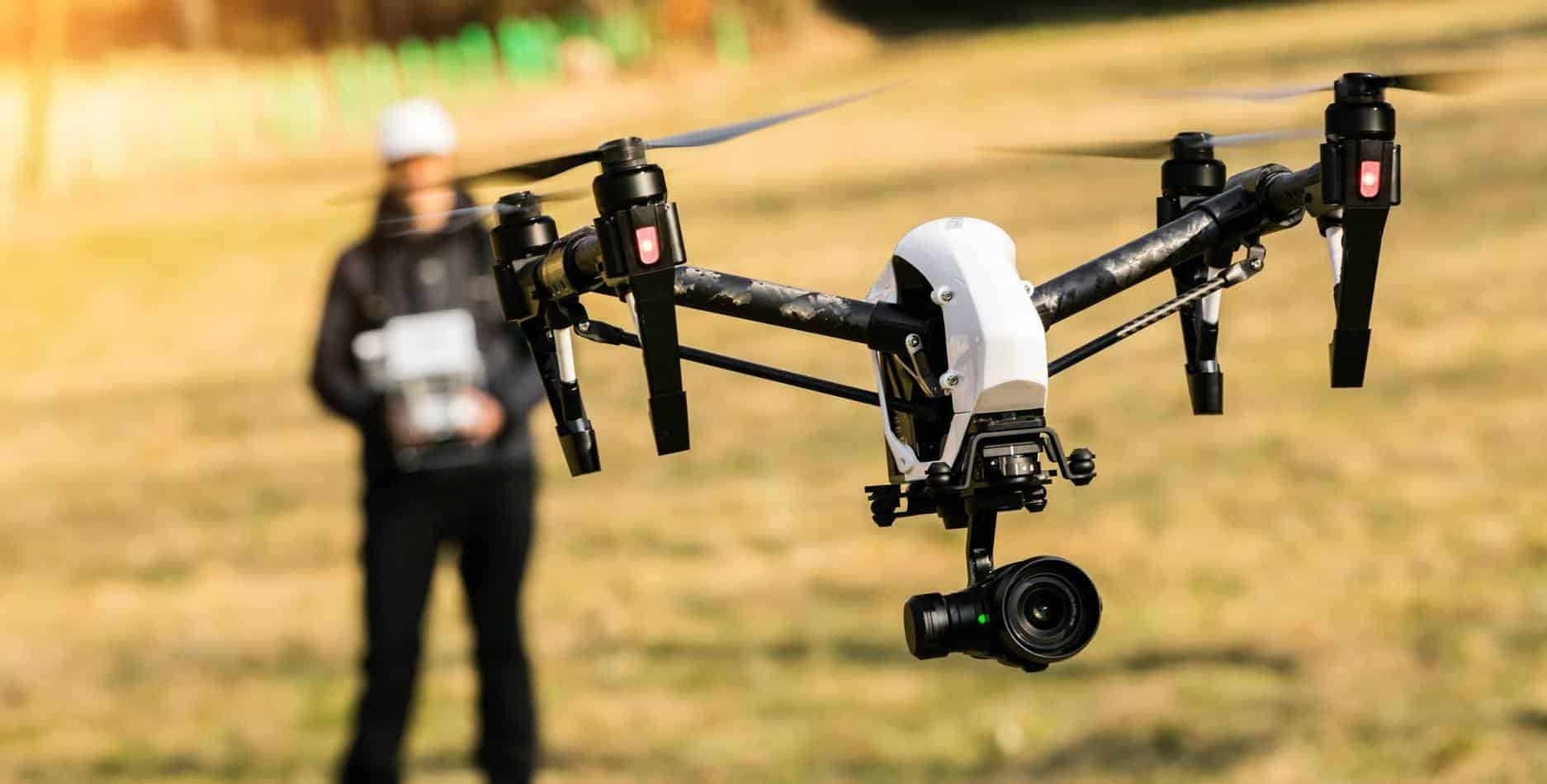 A Beginner's Guide to Drone Photography