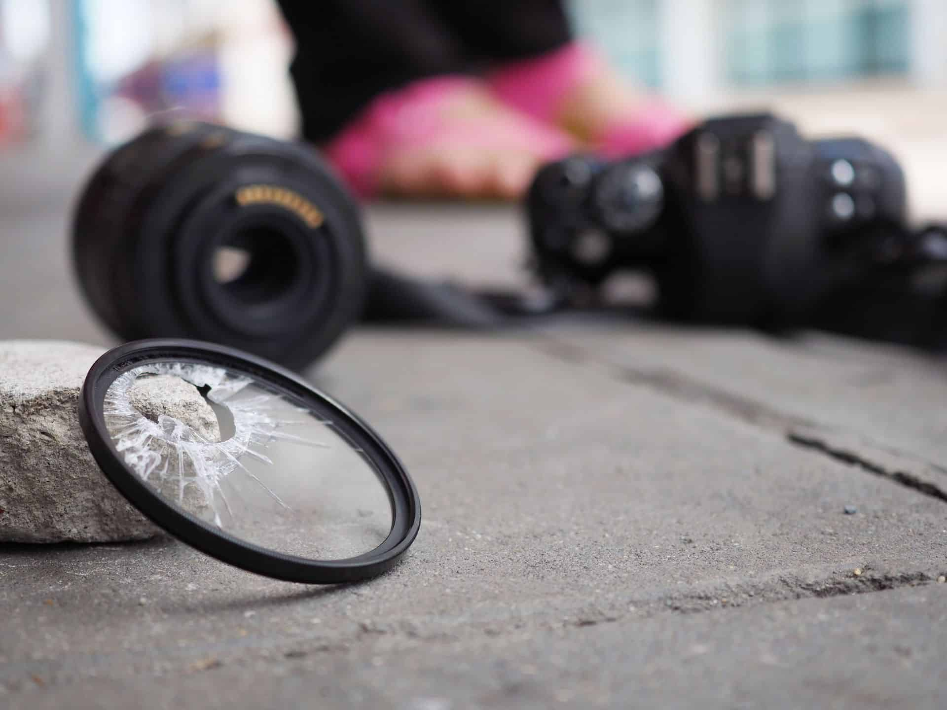 Dropped Camera? Broken Lens? Here's Exactly What to Do