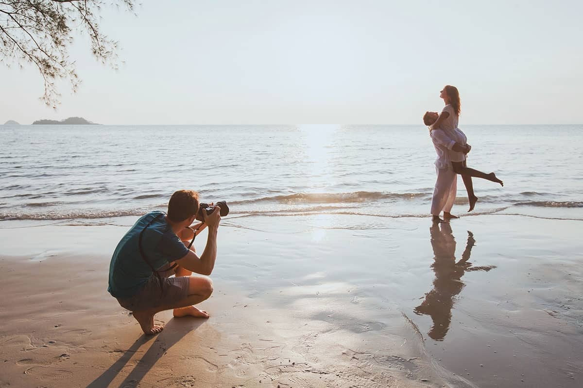 How Photographers Handle Expenses of Destination Weddings