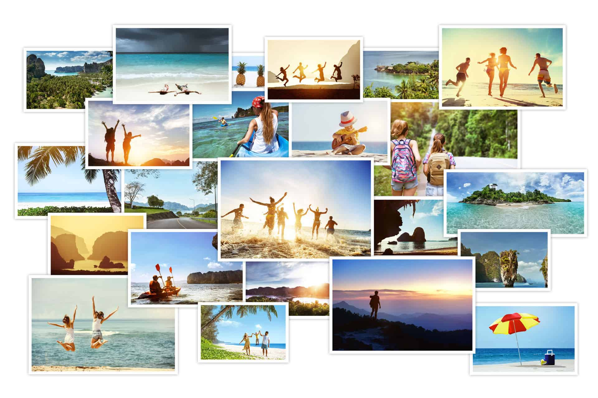 How to Create a Postcard Out of a Photo in 5 Steps