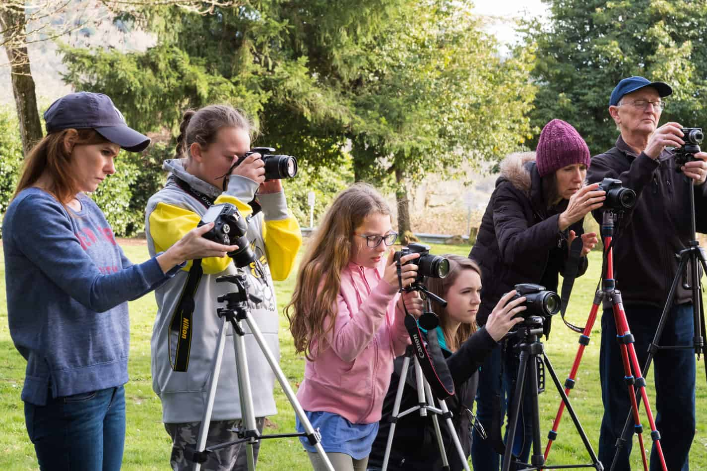 How to Take a Photography Class and Make the Most Out of it