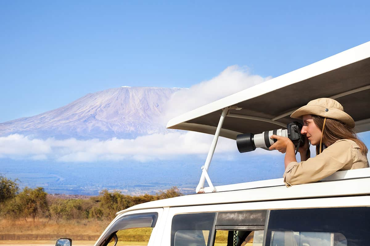 How to Work as a Wildlife Photographer