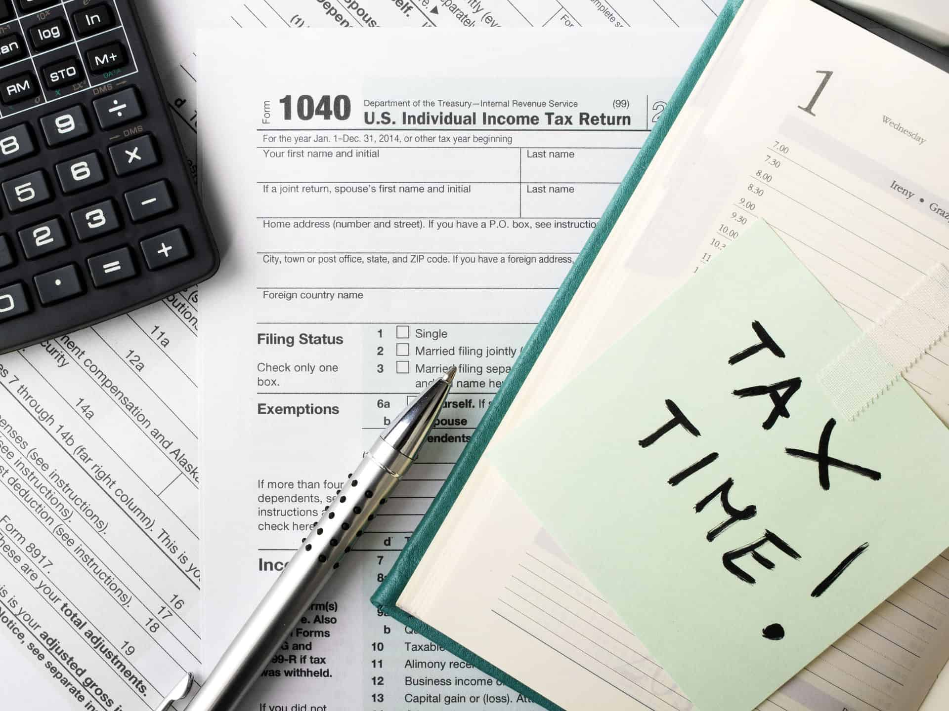 Pro Photography and Tax: What You Absolutely Must Know!